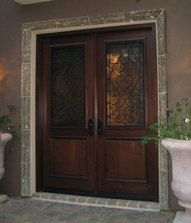 Preferred Glass and Windows Entry Door