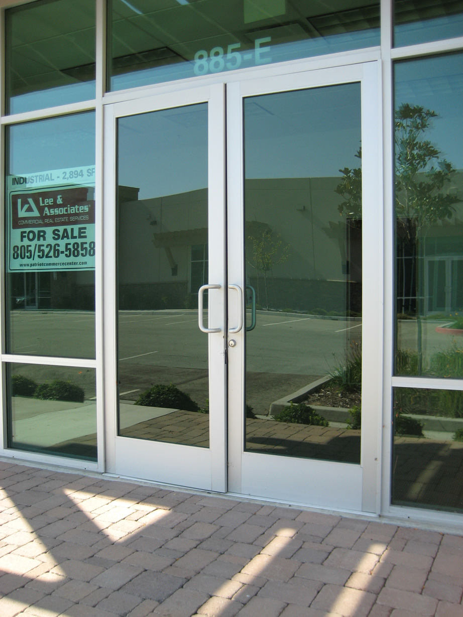 Commercial Glass Front Doors The Hippest Pics