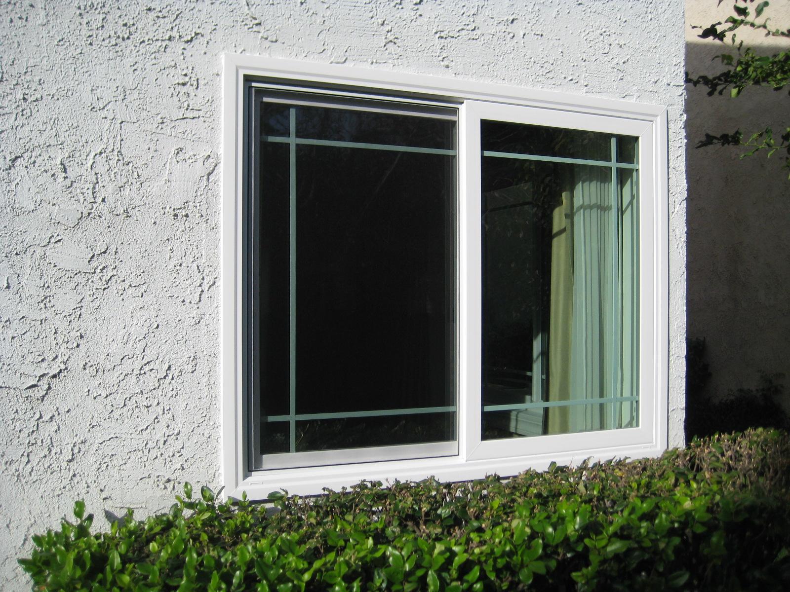 Bay garden casement replacement windows vinyl for Preferred windows and doors